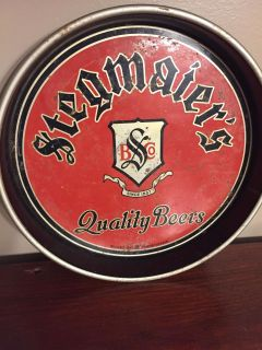 Stegmaier's Beer Tray