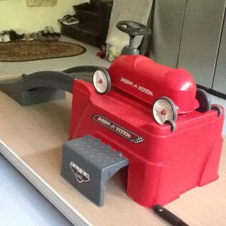 Radio Flyer 500 Roller Coaster Sells for 150.00 New