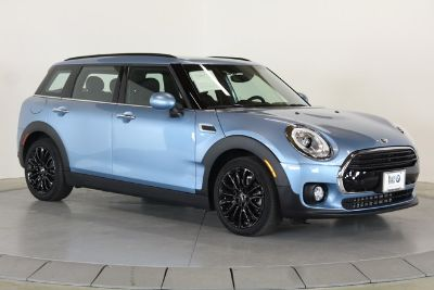 2017 MINI Clubman Cooper (Blue)