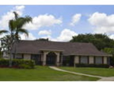 Four BR - 2.5 BA - Single Family Home for sale in Wellington, FL