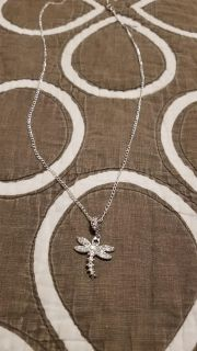 Beautiful Dragonfly Necklace