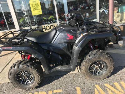 2016 Honda RUBICON DELUXE Utility ATVs Columbus, OH