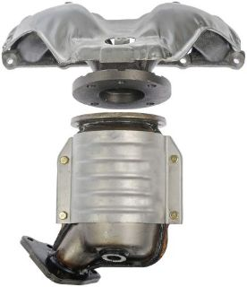Buy Exhaust Manifold with Integrated Catalytic Converter fits 96-00 Civic 1.6L-L4 motorcycle in Kansas City, Missouri, United States, for US $243.79