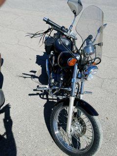 2009 Honda Rebel Cruiser Motorcycles Pahrump, NV