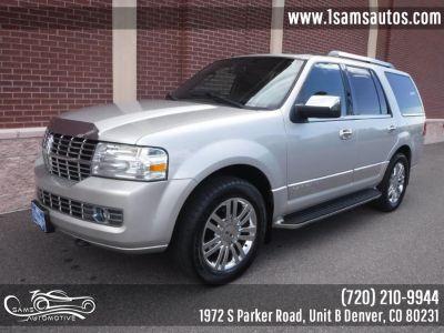 2007 Lincoln Navigator Luxury (Silver Birch Metallic)