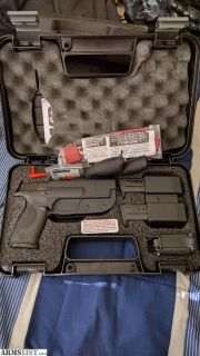 For Sale: S&W MP9 Range Kit