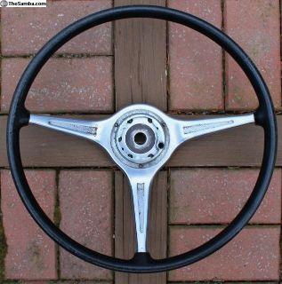 B/C Steering Wheel 1