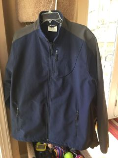 Black diamond XL all weather jacket new condition - thin but warm and soft inside