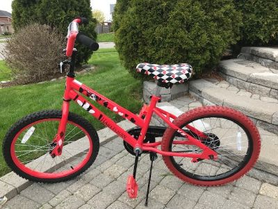 "20"" girls Harle Quinn Bike"