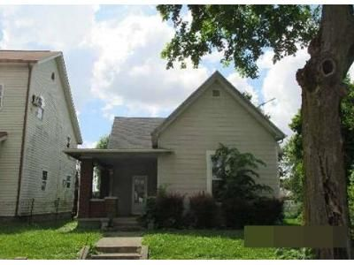 3 Bed 1 Bath Foreclosure Property in Rushville, IN 46173 - N Sexton St