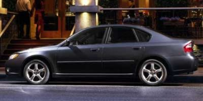 2009 Subaru Legacy 2.5i (Diamond Gray Metallic)
