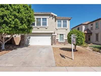 4 Bed 3 Bath Foreclosure Property in Surprise, AZ 85379 - W Columbine Dr