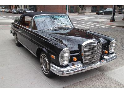 1968 Mercedes-Benz 280SE