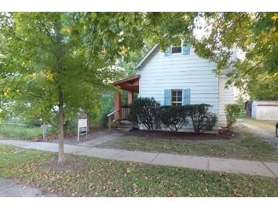 3 Bed 1.5 Bath Foreclosure Property in Greenwood, IN 46143 - Forest Ave
