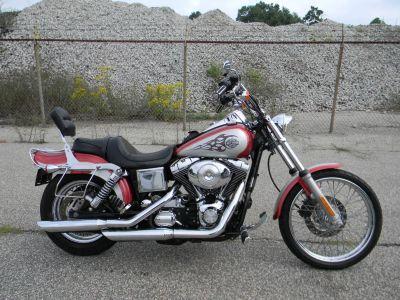 2004 Harley-Davidson FXDWG/FXDWGI Dyna Wide Glide Cruiser Motorcycles Springfield, MA