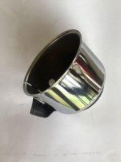 Chrome Sun Tach Cup