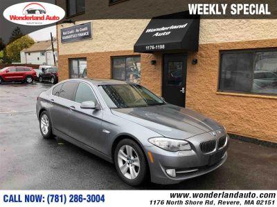 2011 BMW MDX 528i (Cashmere Silver Metallic)