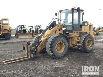 2010 Cat 924H Wheel Loader