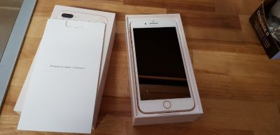 Brand new iPhone 8+ 256 gig