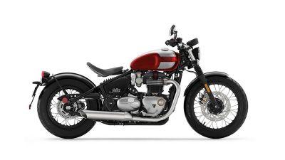 2018 Triumph Bonneville Bobber Cruiser Motorcycles Cleveland, OH