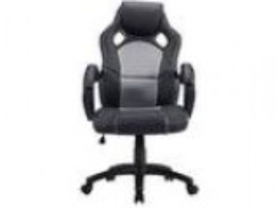 Best Choice Products Executive Racing Office Chair PU Leather Sw