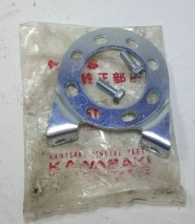 Find KAWASAKI KT 150 292CC T4B ENGINE ELECTRIC STARTER SUPPORT BRACKET 0145-075 NOS motorcycle in Hinckley, Minnesota, United States, for US $25.00