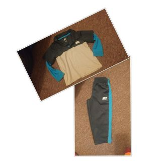 Nike track suit size 3T