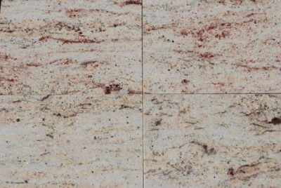Polished Ivory Brown Granite Tile | Ivory Brown Granite Tile Countertop - Stone & Tile Shoppe