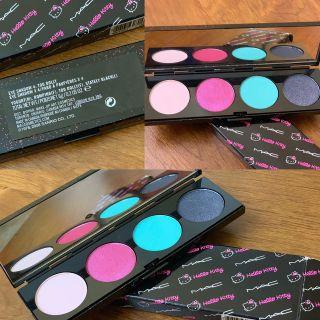 MAC limited edition Hello Kitty eye shadow