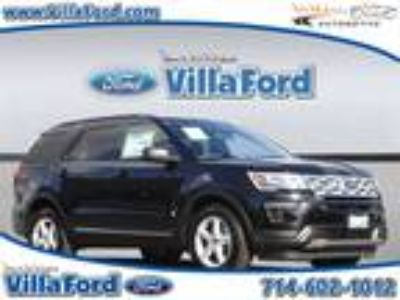 Used 2019 Ford Explorer Agate Black Metallic, 4.88K miles