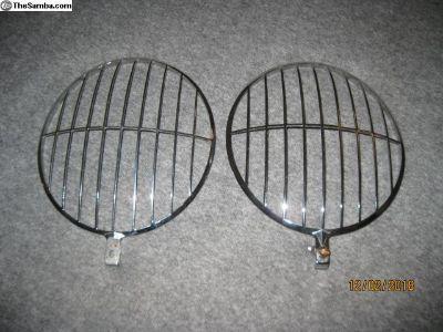 Headlight Glass Grilles