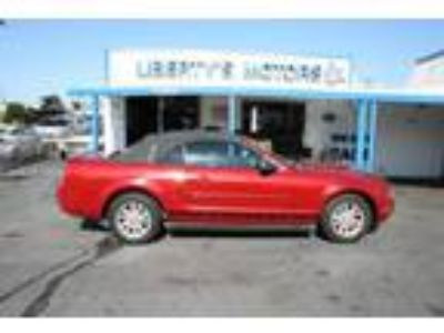 Used 2008 Ford Mustang Convertible