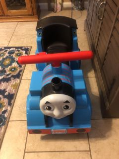 Thomas The Train ride on with Track