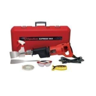 Sell Equalizer Express 360 - 120 Volt Auto Glass Removal / Cut Out Tool Kit motorcycle in East New Market, Maryland, US, for US $545.99