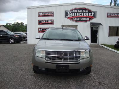 2008 Lincoln MKX Base (Silver)