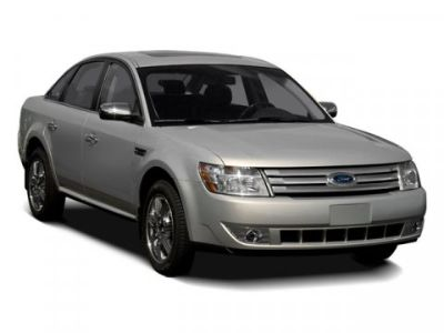 2009 Ford Taurus Limited (White)