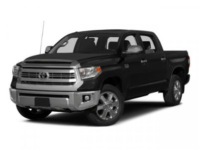 2015 Toyota Tundra Platinum (White)