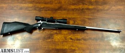For Sale/Trade: Weatherby Mark V .375 H&H Mag