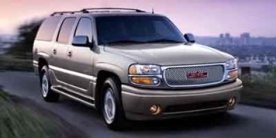 2002 GMC Yukon XL Denali (Onyx Black)