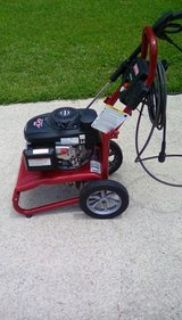 Craftsman 2600 Psi Honda Pressure Washer