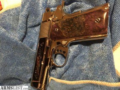 For Sale: Colt new agent custom