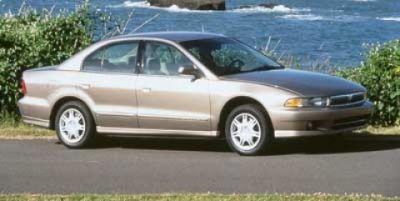 1999 Mitsubishi Galant ES ()