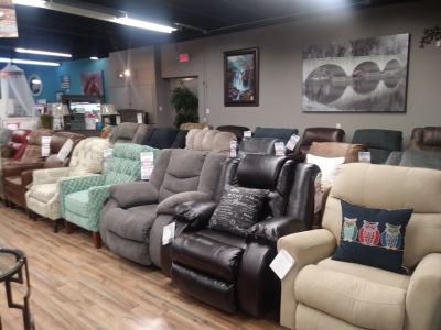 Recliners Starting at $199.99