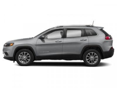 2019 Jeep Cherokee Limited (Billet Silver Metallic Clearcoat)