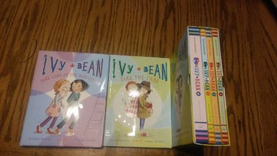 Ivy and Bean Book series