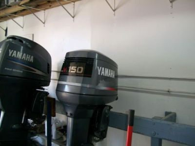 Sell 150hp Yamaha outbord motor motorcycle in Old Lyme, Connecticut, United States, for US $3,995.00