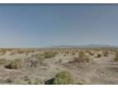 5.17 Acres for Sale in Palmdale, CA - Owner finance