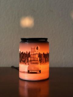Pack Your Bags Scentsy Warmer