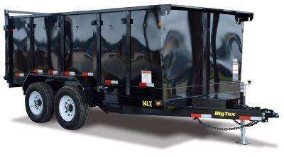 2019 BIG TEX TRAILERS 14LX-14 P4