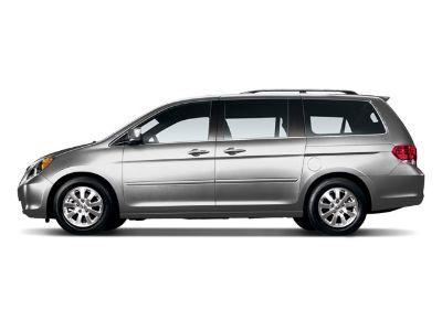2009 Honda Odyssey EX (Taffeta White)